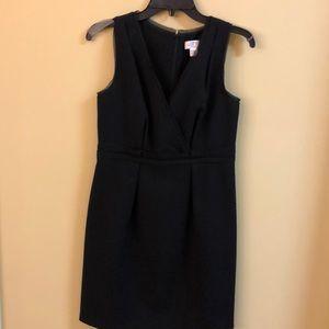 Black dress by Loft